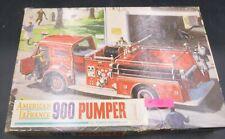 "AURORA 599 #22 AMERICAN LaFRANCE 900 PUMPER FIRE TRUCK ENGINE 1/32 ""McM"""