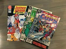 3 DC Comics comic lot grab bag! I combine Shipping!