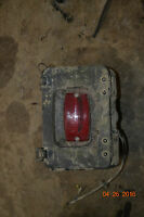 F3-7 REAR DRY BOX TAIL LIGHT YAMAHA TIMBERWOLF YFB 250 ATV 4X4 FREE SH