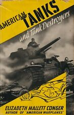 American Tanks and Tank Destroyers by E. M. Conger (1944) US Armor in WWII