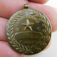 WWII US Army Good Conduct Medal (NO RIBBON)