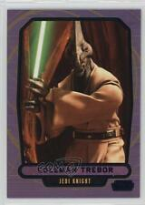 2013 Topps Star Wars Galactic Files Series 2 Blue #420 Coleman Trebor /350 0b7