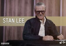 STAN LEE MMS327 SIXTH SCALE FIGURE BY HOT TOYS MARVEL SIDESHOW COLLECTIBLES
