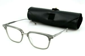 RARE NEW Genuine DITA OAK Grey Silver Metal Frame Eye Glasses DRX 2085 A