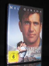 DVD FOREVER YOUNG - MEL GIBSON + JAMIE LEE CURTIS + ELIJAH WOOD *** NEU ***