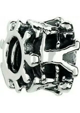 NEW Chamilia Sterling Silver Retired bead Charm Children  - Boy & Girl GE-4