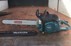 "Makita EA7900p 79cc Chainsaw Perfect Condition Boxed with 22"" Bar and Good Chain"