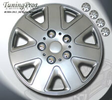 "17"" Inch Hubcap Wheel Cover Rim Covers 4pcs, Style Code 026 17 Inches Hub Caps"