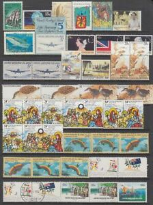 Cocos (Keeling) Is. - 310no. different stamps (CV $466)