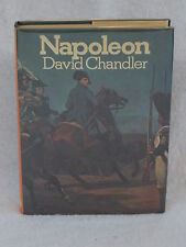 David Chandler NAPOLEON Saturday Review Press 1973 HC/DJ