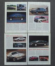 AD88 - Clipping-Ritaglio -1987- AUTO U.S.A. '87