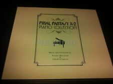 0191 FINAL FANTASY X-2 Piano Collection Playstation 2 MUSIC CD SOUNDTRACK New
