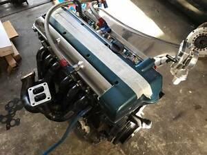 2JZ 2JZ-GTE exhaust Manifold Custom Built Steam Pipe Supra Soarer Chaser Toyota