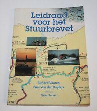 Leidraad voor het stuurbrevet - Richard Vooren / Paul Van den Keybus