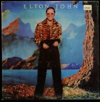 VINYL LP Elton John - Caribou MCA Records NM shrinkwrap