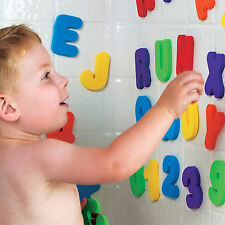 Munchkin Bath Toys Foam Letters and Numbers