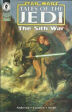 Star Wars Tales of the Jedi The Sith War comic issue 4