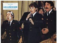 EDWIGE FENECH LA POLIZIOTTA DELLA SQUADRA DEL BUON COSTUME 1979 2 LOBBY CARDS