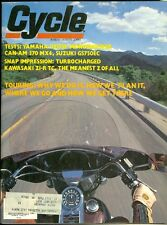 1978 Cycle Magazine: Yamaha DT175E Monoshocker/Can-Am 370 MX4/Suzuki GS750EC