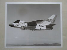 PHOTO PRESSE LOCKHEED US NAVY S-3B VIKING NAVAL AIR TEST CENTER ASW