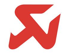 AKRAPOVIC Logo Pegatina De Escape Silenciador Calcomanía Racing resistente al calor