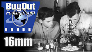 The Cell, Structural Unit of Life - 16mm Classroom PD Film