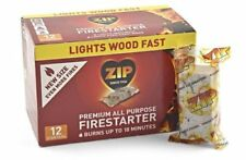 Zip 091336 Premium All Purpose Wrapped Fire Starter (12 Pack)