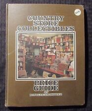 1972 COUNTRY STORE COLLECTIBLES by Roselyn Grossholz HC FN- 5.5 Price Guide 92pg