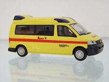 Rietze 51882 1:87 Ambulancia móvil HORNES M Die johanniter Cremallera