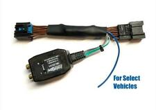 Add an Amplifier Adapter Interface w/Amp Turn On Wire for select GMC Chevrolet