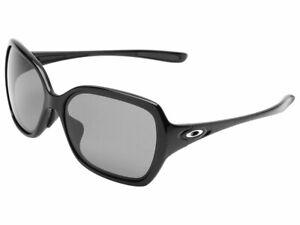 Oakley Overtime Sunglasses OO9167-01 Polished Black/Grey
