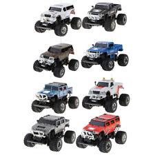 Control Remoto Escala 1:58 Coche SUV Buggy Monster Truck Crawler RC Juguetes