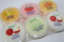 Nata de Coco MIX asiatischer Pudding mit Fruchtstücken Dessert 480g sehr lecker