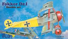 Valom Models 1/144 Fokker Dr.I Dual Combo Kit