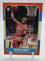 1986 Fleer Michael Jordan Rookie Card!  Chicago Bulls Mint Condition!