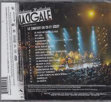 Johnny Hallyday - La Cigale 12-17 Decembre 2006  - CD + DVD - (NEU/OVP in Folie)