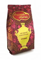 Classic Russian Black KRASNODAR Tea, Loose Leaf, 100% natural, strong infusion