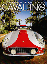 Cavallino Aug/Sep 2013 #196 - Ferrari 250 GT TDF, Ferraris competition results