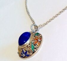 Agate Primary Antique Chinese Necklaces & Pendants