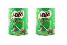 Nestle Milo Active Go Tin, 400g each (Imported) - Pack of 2