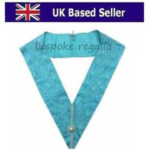 masonic regalia-RESERVED FOR BILL (23 X CRAFT OFFICER COLARS) BRAND NEW