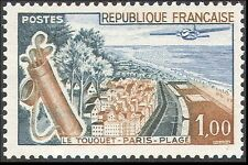 France 1962 TOURISME/Golf/avion/Arbres/SPORTS/JEUX/AVIATION/transport 1 V (n41922)
