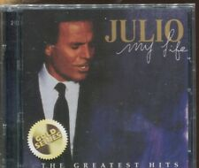 JULIO IGLESIAS - MY LIFE - THE GREATEST HITS - 2 CD's