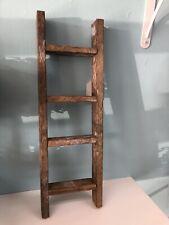 Rustic Farmhouse Wooden Dish Towel Ladder kitchen decor bathroom decor