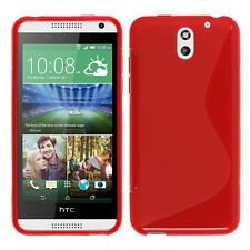 S-Line TPU Gel Soft Silicone Case High Quality for Series HTC Models