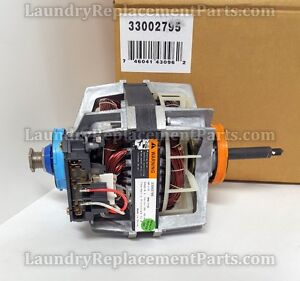 33002795- DRYER MOTOR FOR MAYTAG, WHIRLPOOL, MAGIC CHEF, AP4043081, PS2036417