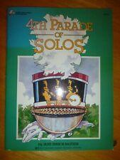 Bastien Piano Basics Supplementary 4th Parade Of Solos by Jane Smisor Bastien