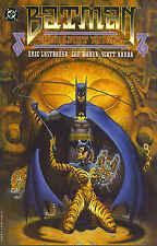 Batman: The Last Angel-Eric Van Lustbader, Lee Moder-1994 GN-Don Maitz Cover