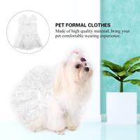 Dog Clothes Summer Pet Cats Clothing Dress & Wedding Puppy Dog Cute Apparel