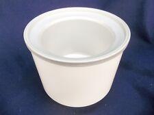 Cuisinart ICE-20 21 1.5 Quart Freezer Bowl PG-6180 White Frozen Ice Cream Maker